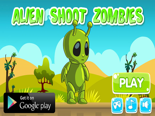 Alien Shoot Zombies