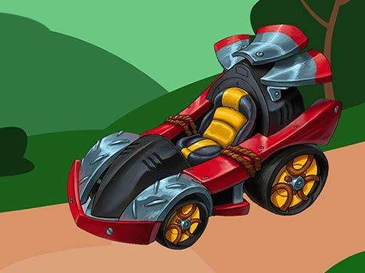Angry Birds Racers Jigsaw