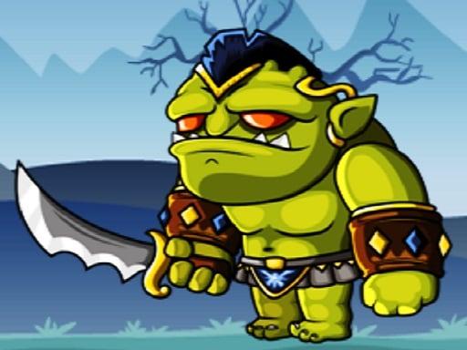 Angry Ork