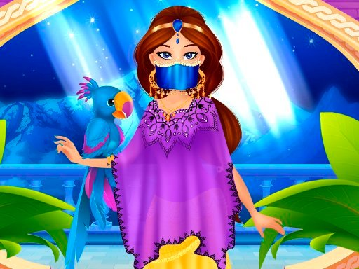 Arabian Princess Dress Up