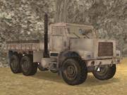 Army Cargo Driver