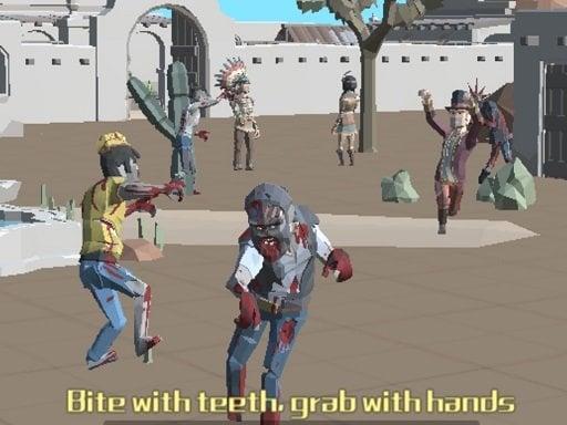 Crown Run Western Zombies