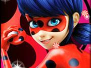Ladybug Hidden Candys