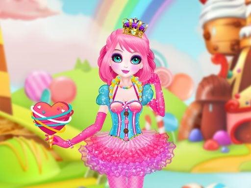 Princess Sweet Candy Cosplay