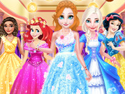 Princesses Cocktail Party