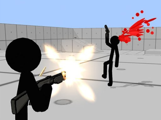 Stickman Gun Shooter 3D