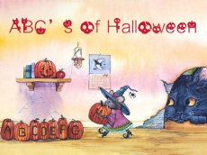 ABC s of Halloween