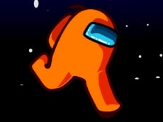 Among Us Space Run.io