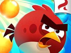 Angry bird blast