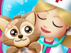 Animal Daycare Pet Vet Game