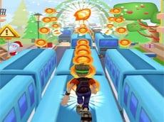 Aztec Escape Subway RUN