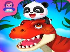 Baby Panda's Dinosaur Planet - Game online