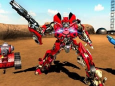 Battle Robot Jigsaw Puzzle Collection