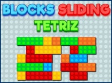 Blocks Sliding Tetriz