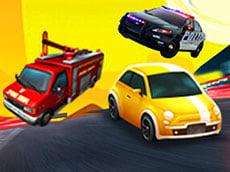 Blocky Roads Online