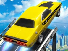 Car Ramp Stunts