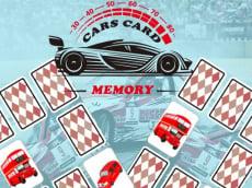 Cars Card Memory