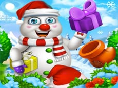 Christmas Match 3 Puzzle Game 2021
