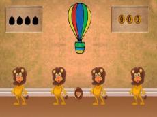 Circus Master Escape