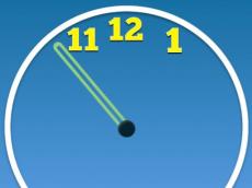 Clock Challenege