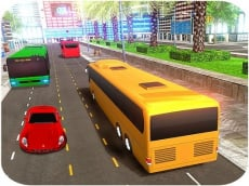 Coach Bus Driving Simulator Game 2020