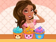 CupCake Maker Princess Elena