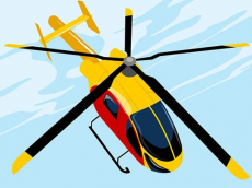 Dangerous Helicopter Jigsaw