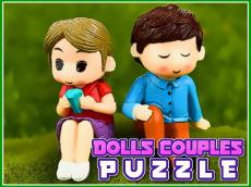 Dolls Couples Puzzle