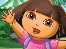 Dora the Explorer Jigsaw Puzzle Collection