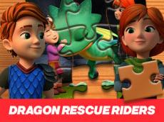 Dragon Rescue Riders Jigsaw Puzzle
