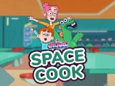 Elliott From Earth - Space Academy: Space Cook