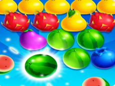 Farm Bubble Shooter Story - Fruits mania