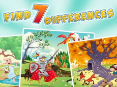 Find 7 Differences