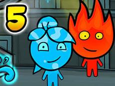 Fireboy and Watergirl 5 Online
