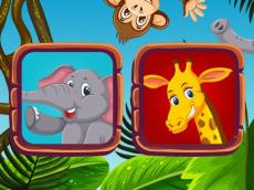 Fun Animals Memory
