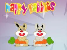 Happy Rabbits Game