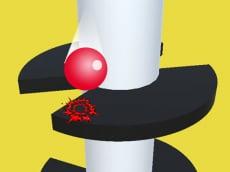 helix jump ball blast