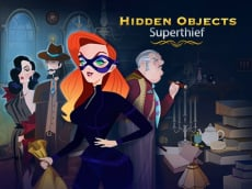 Hidden Objects: Superthief