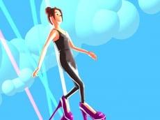 High Heels Fashion Walk