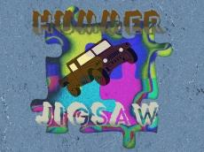 Hummer Truck Jigsaw