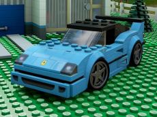 Lego Cars Jigsaw