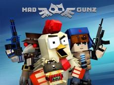 Mad GunZ Online Game