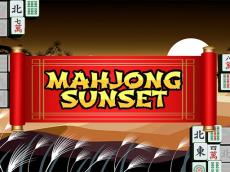 Mahjong Sunset