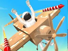 Make It Fly war for kids!