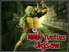 MMA Turtles Jigsaw