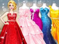 Model Fashion Stylist: Dress Up Games