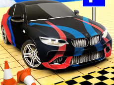 Modern Car Parking Master 2020: Free Car Game 3D