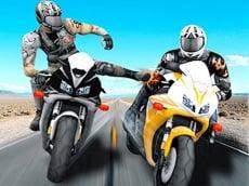 Motobike Attack Race Master