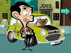 Mr  Bean s Car Differences