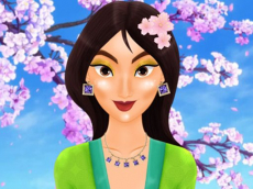 Mulan s Magic Makeove r